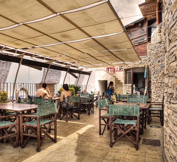 VillaTramonto - Restaurant Terrace